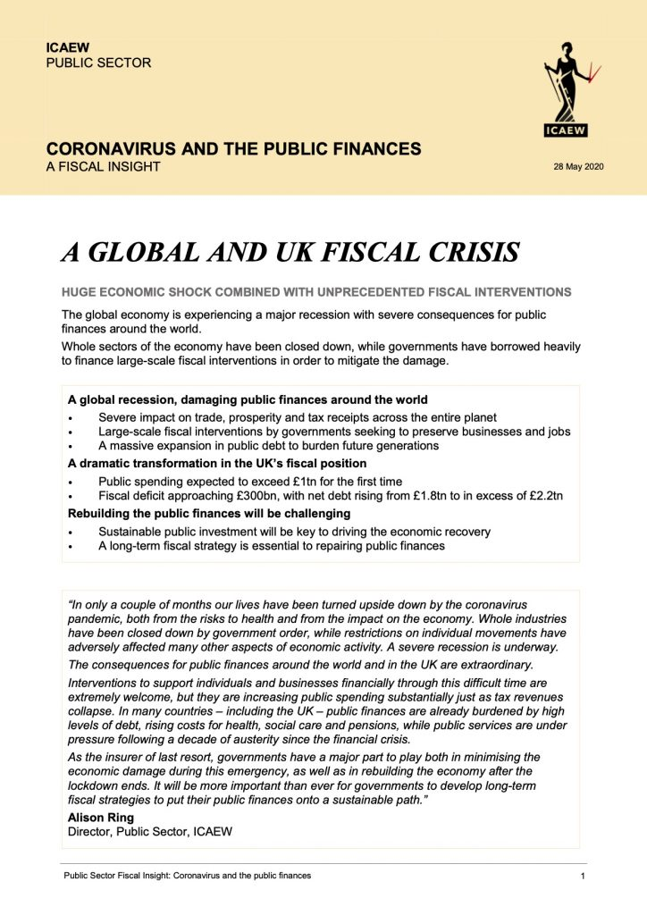 ICAEW Fiscal Insight cover page. Click on image or link to reach the contents.