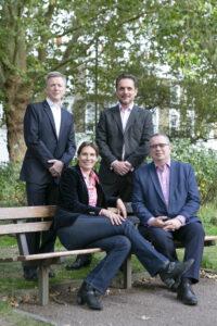The Modern Professional Body - team photo